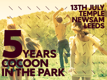 Cocoon In The Park picture