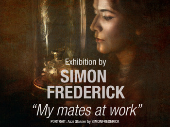 My Mates At Work By Simon Frederick picture