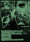 Flyer thumbnail for Mark McDowell