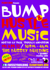 Flyer thumbnail for Bump & Hustle Music: Paul 'Trouble' Anderson + Johnny Reckless