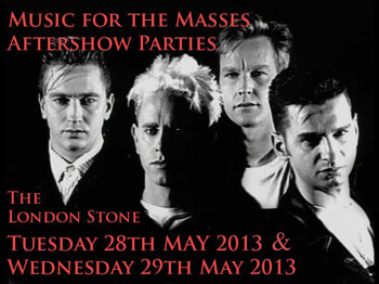 Music For The Masses (DM Aftershow Party): Stix + DJ Valeriun + The Baron picture