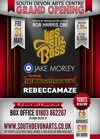 Flyer thumbnail for Yes Sir Boss! + Jake Morley + Mae & The Midnight Fairground + Rebecca Maze