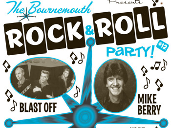 The Bournemouth Rock 'n' Roll Party: Mike Berry + Blast Off picture