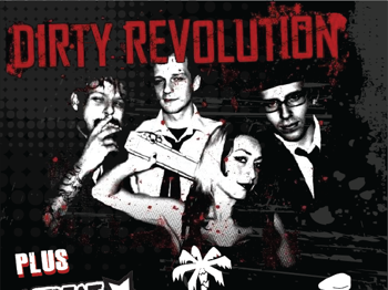 Dirty Revolution + Upbeat Allstars + DJ Howlin Pete aka DJ Pete-Thee-Beat + The Mighty Kahunas picture