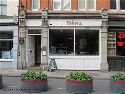 Edins Hockley venue photo