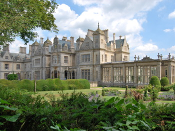 Stoke Rochford Hall venue photo