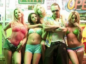 Film promo picture: Spring Breakers
