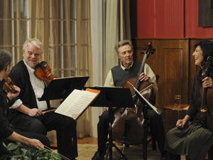 Film promo picture: A Late Quartet