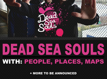 Far Bookings Presents: Dead Sea Souls + People + Places + Maps picture