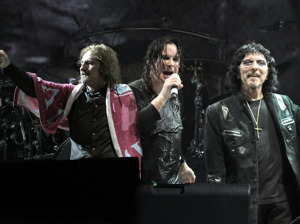 Black Sabbath artist photo