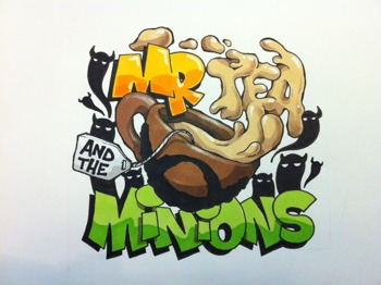Mr Tea and The Minions artist photo