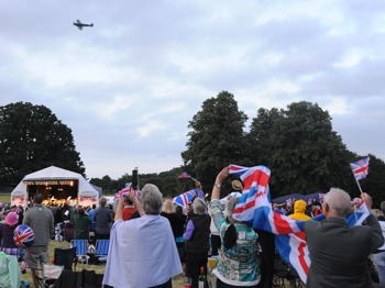 The Last Night Of The Blickling Proms: Sinfonia ViVA picture