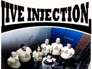 Live Injection + Crucified For Life DJs picture