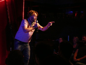 Waterloo Comedy Club May Pole: Tony Law, Quint Fontana, Jessica Fostekew, Jack Barry picture
