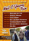 Flyer thumbnail for Spring Tour: Neil C. Young Trio