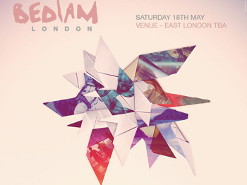 Bedlam London At Studio Spaces - Shoreditch: Tim Green + Seuil + Ryan Crosson + Kitsch & Sync picture