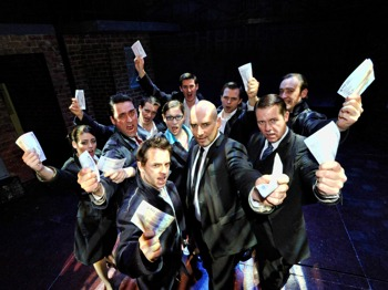 Blood Brothers - The Musical (Touring) picture