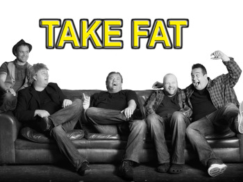 Take Fat artist photo