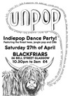 Flyer thumbnail for Unpop!