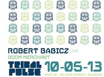 Tribal Pulse Presents: Robert Babicz + Boom Merchant picture
