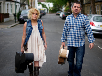 Afterglow: Amy Wadge + Pete Riley picture