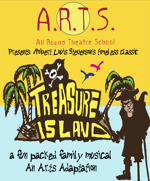 Flyer thumbnail for Treasure Island: The Round Theatre School