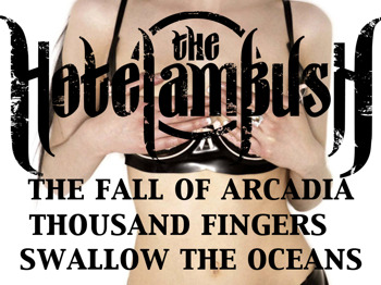 The Hotel Ambush + The Fall of Arcadia + Swallow the Oceans + Thousand  Fingers picture