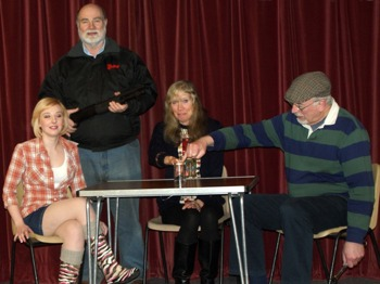 The Hex Factor: Bridgewater Players Dramatic Society picture