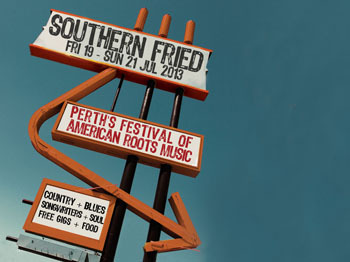 Southern Fried Festival: Darrell Scott + Danny Thompson picture