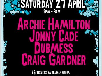 Roundhouse Rising Presents Deep Jam: Archie Hamilton picture