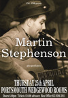 Flyer thumbnail for Martin Stephenson