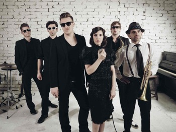 Parov Stelar Band artist photo