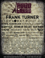 Flyer thumbnail for 2000trees Festival