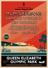 Flyer thumbnail for The Summer Stampede: Mumford & Sons + Vampire Weekend + Ben Howard + Edward Sharpe & The Magnetic Zeros + Haim + Bear's Den
