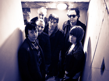 The Blue Aeroplanes artist photo