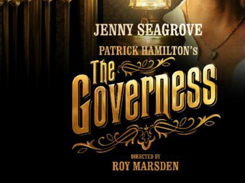 The Governess: Peter Bowles, Jenny Seagrove, Colin Buchanan picture