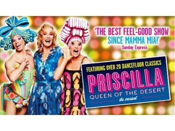 Priscilla Queen Of The Desert - The Musical (Touring) picture