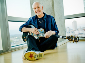 Peter Frampton artist photo