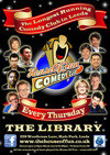 Flyer thumbnail for House Of Fun Comedy Club: Mickey Sharma, Danny Deegan