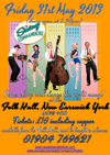 Flyer thumbnail for Spring Swing Dance: The Swing Commanders
