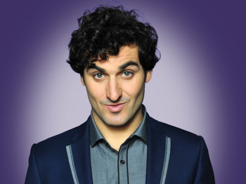 Happyness Inverness Comedy Festival 2013: Patrick Monahan picture