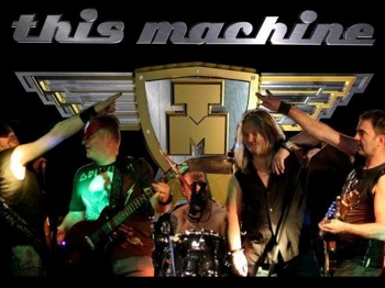 This Machine Bank Hol Rock Bash: This Machine + Sticky Fingers + Kieran Johnson Band + Sensational Mark Evans Group picture