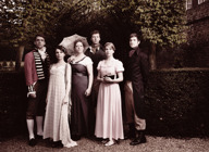 Austentatious - An Improvised Jane Austen Novel artist photo