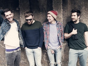 Twin Atlantic + Charlie Simpson picture