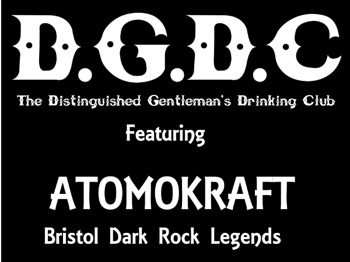 Distinguished Gentlemen's Drinking Club Fetururing Atomokraft - Prizeday: Prizeday picture