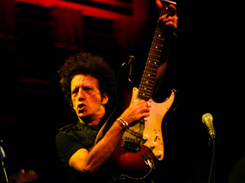 End Of Uk Tour Party With: Willie Nile + David Sinclair Trio picture