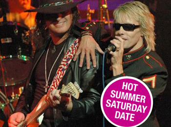 Hot Summer Saturday Date: The Bon Jovi Experience picture