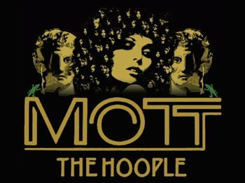 Mott The Hoople + Thunder + Fish picture
