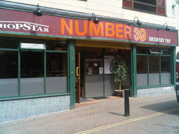 Number 39 Hopstar Brewery Tap venue photo