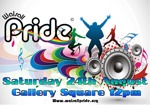 Flyer thumbnail for Walsall Pride 2013